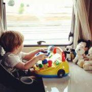 autocaravanas con niños