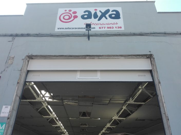 Parking Autocaravanas Aixa