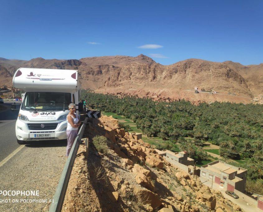 Viajes a Marruecos en Autocaravana en Octubre