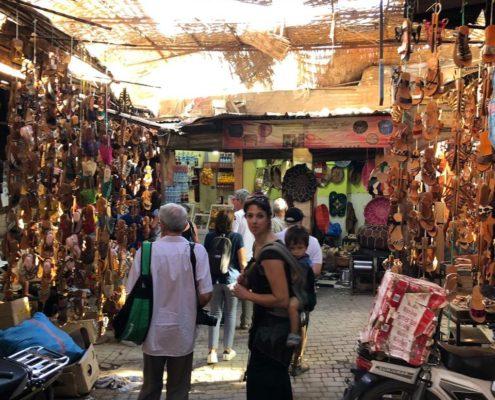 Viajes a Marruecos en Autocaravana en Abril