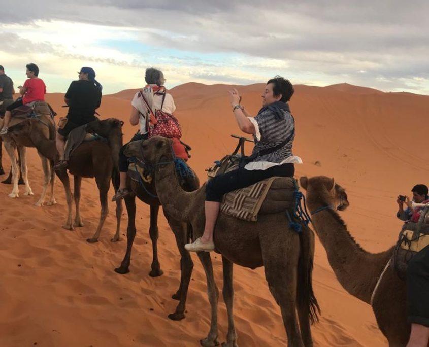 Viajes a Marruecos en Autocaravana