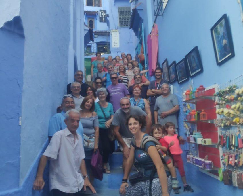 Viajes en Grupo en Autocaravana